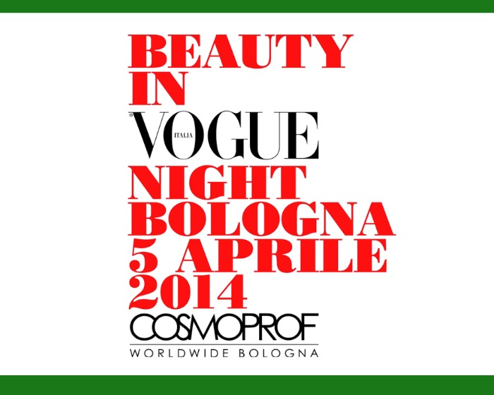 3° Beauty in Vogue Night 2014