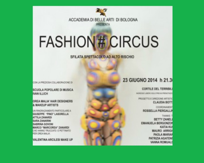Arriva il tendone di Fashion Circus!
