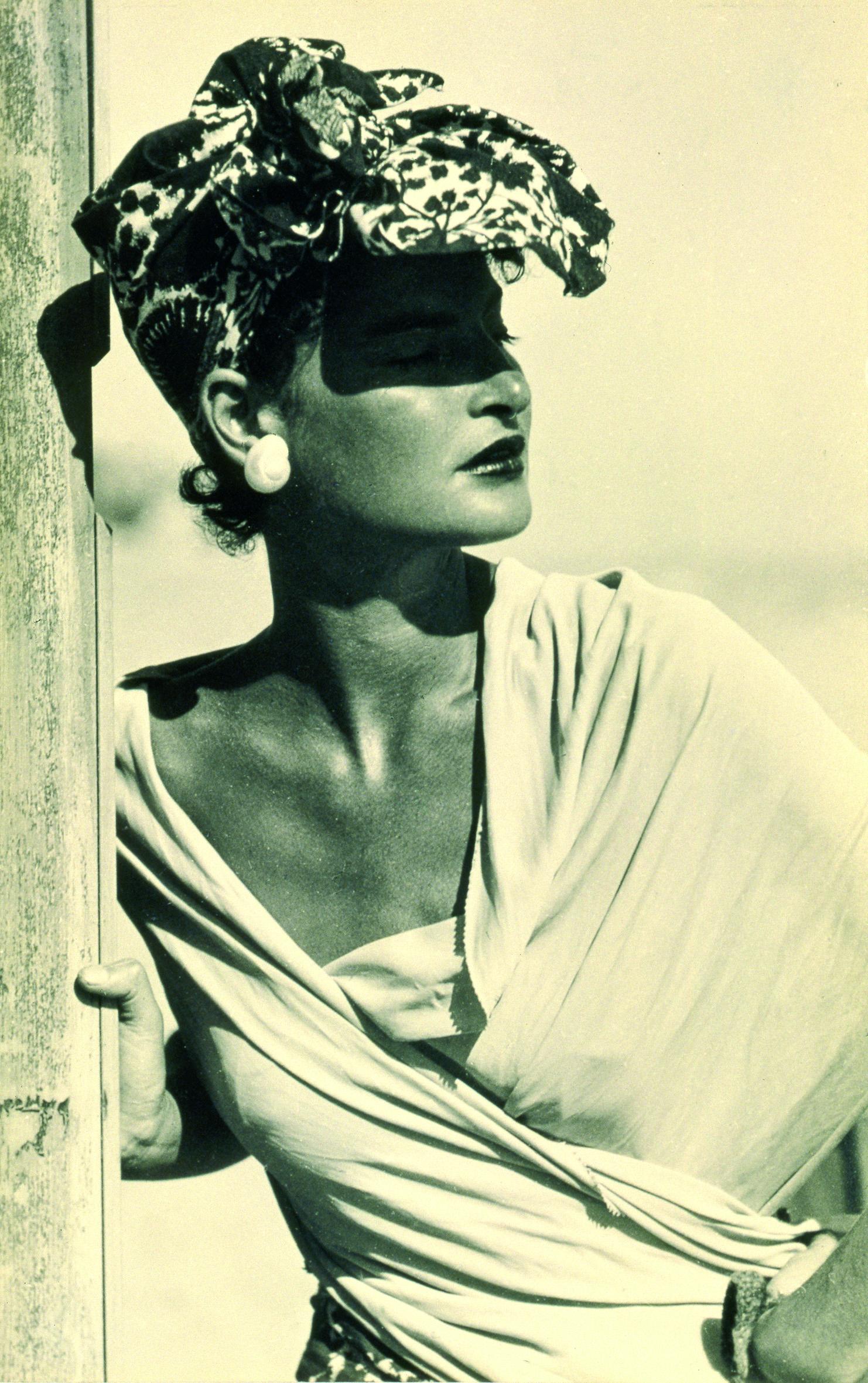 Juliet in California, 1944, fotografia, 23,2 x 14,6 cm, collezione privata, Courtesy Fondazione Marconi, -®MAN RAY TRUST _ ADAGP, Paris, By SIAE 2014