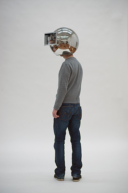 Lorenz Potthast, The Decelerator. helmet_2012