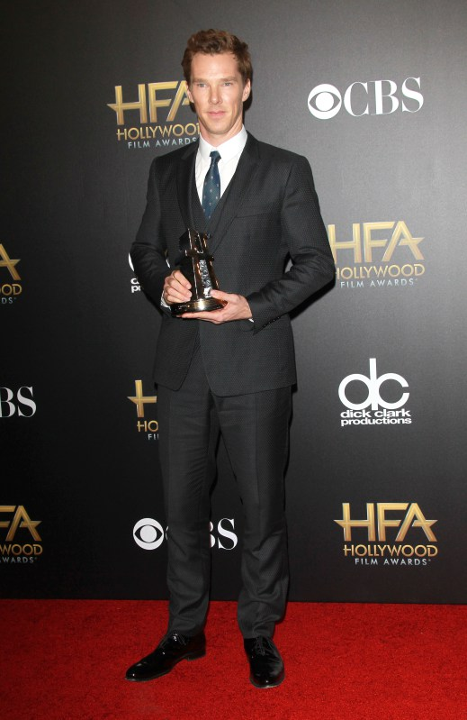 2014 18th Annual Hollywood Film Awards