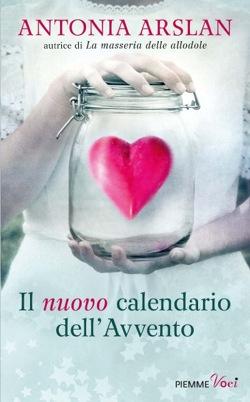 nuovo calendario dell'avvento Antonia Arslan