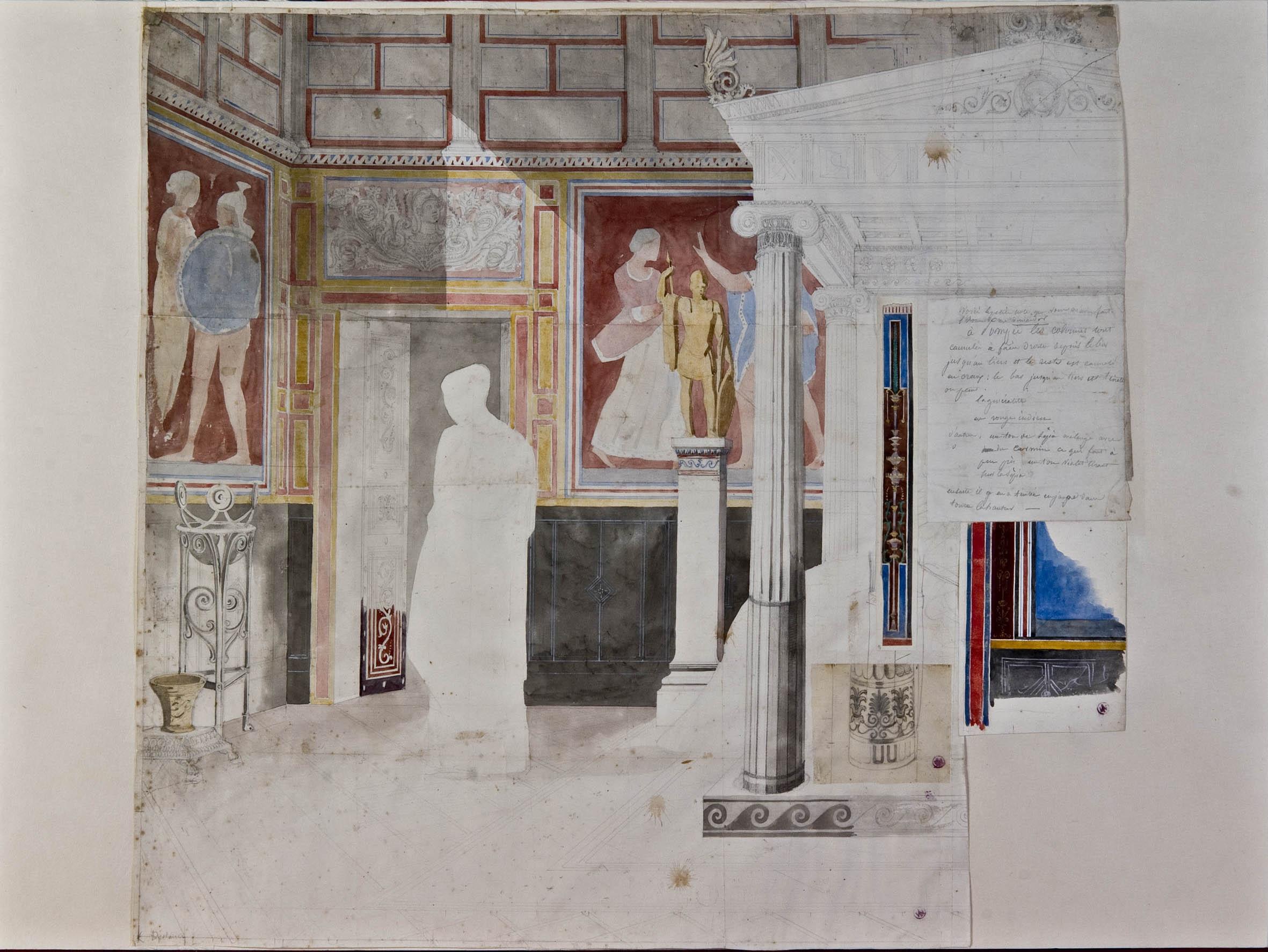 02-Pompei e l'europa_J.A.D Ingres