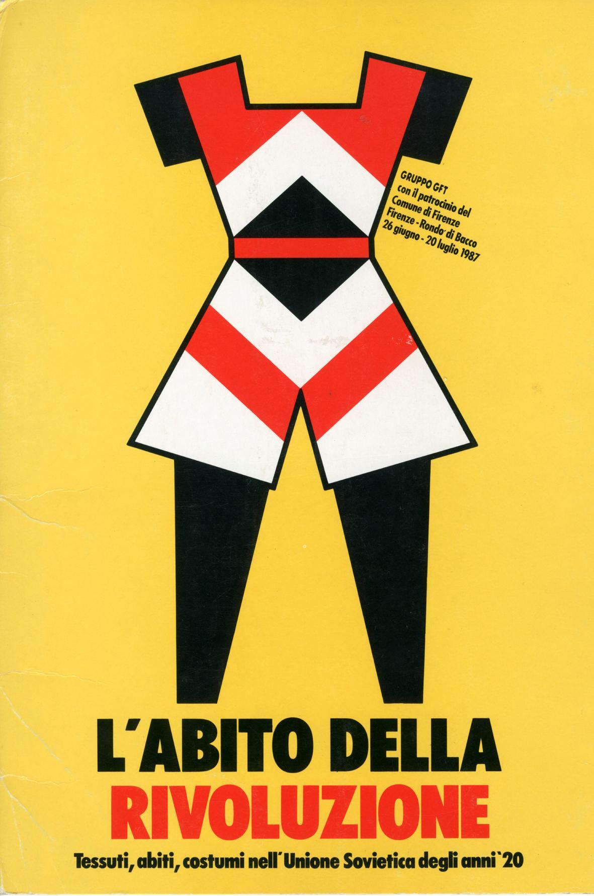 4-L'abito della rivoluzione 1987, Massimo Dolcini