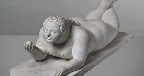 Botero a Spoleto- scultura