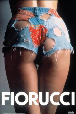 Elio-Fiorucci- foto di Bruce Andrews, Pubblicit+á anni '80