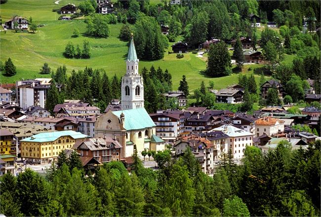 Cortina in Estate