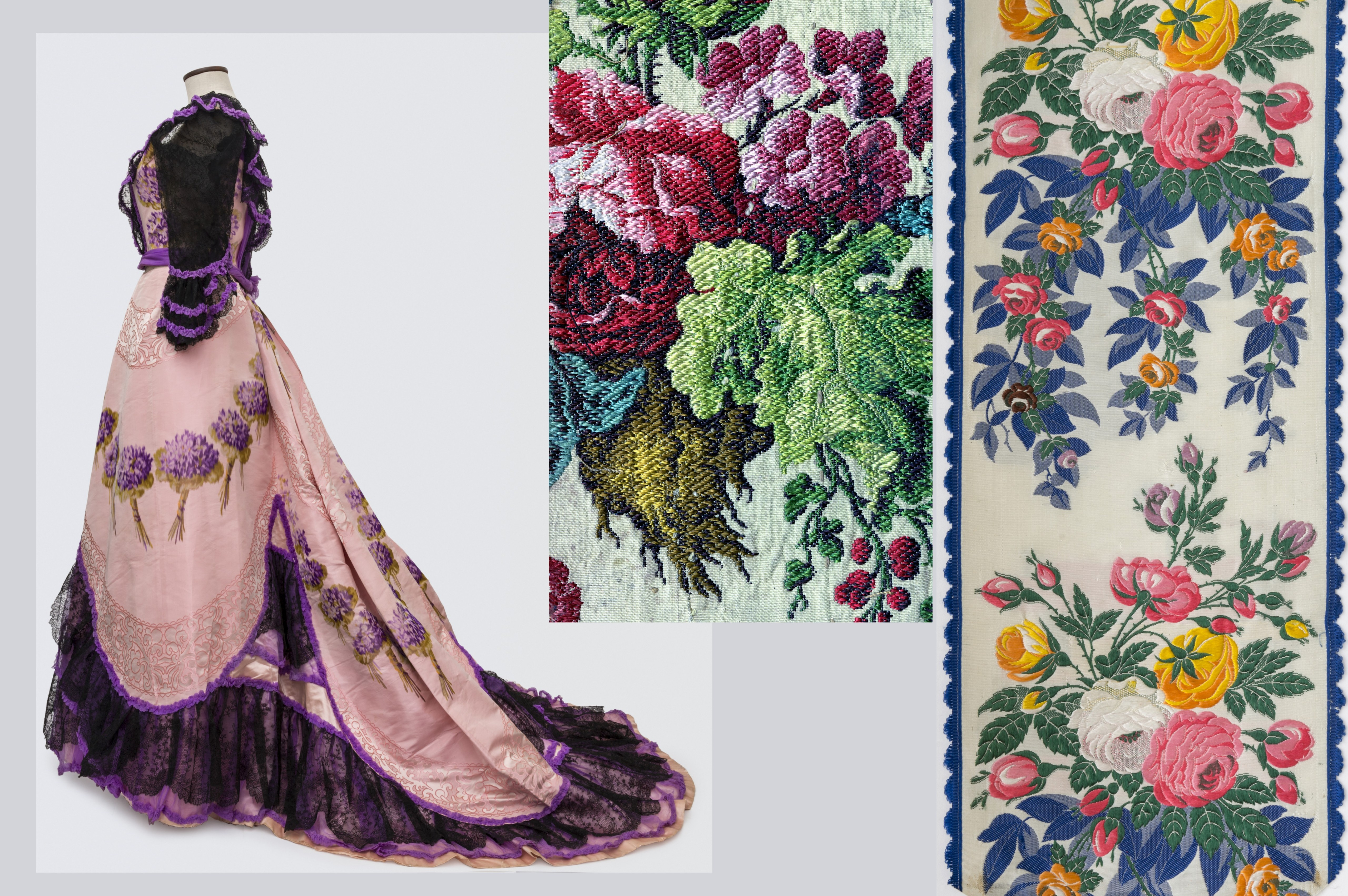 Giardini di seta a como fashion beginners for Tessuti arredamento inglesi