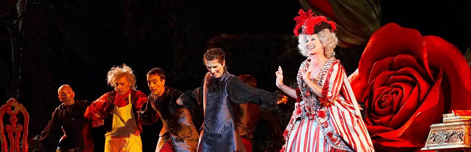 Opera Festival Verona-Il Barbiere di Siviglia
