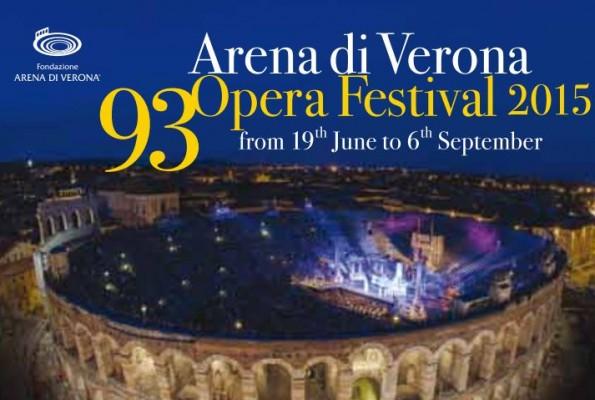 Opera Festival Verona-locandina