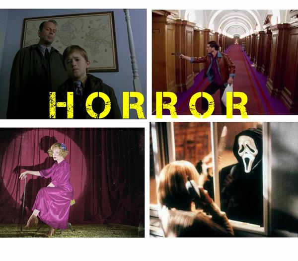 Breve excursus nel mondo dell'Horror
