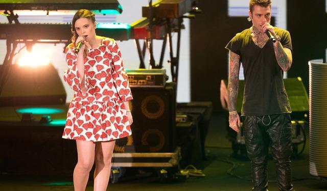 22-Music Awards 2014, Rai Uno