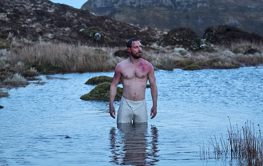 Macbeth (Michael Fassbender)