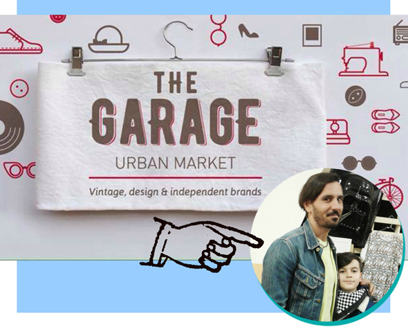 THE GARAGE Urban Market