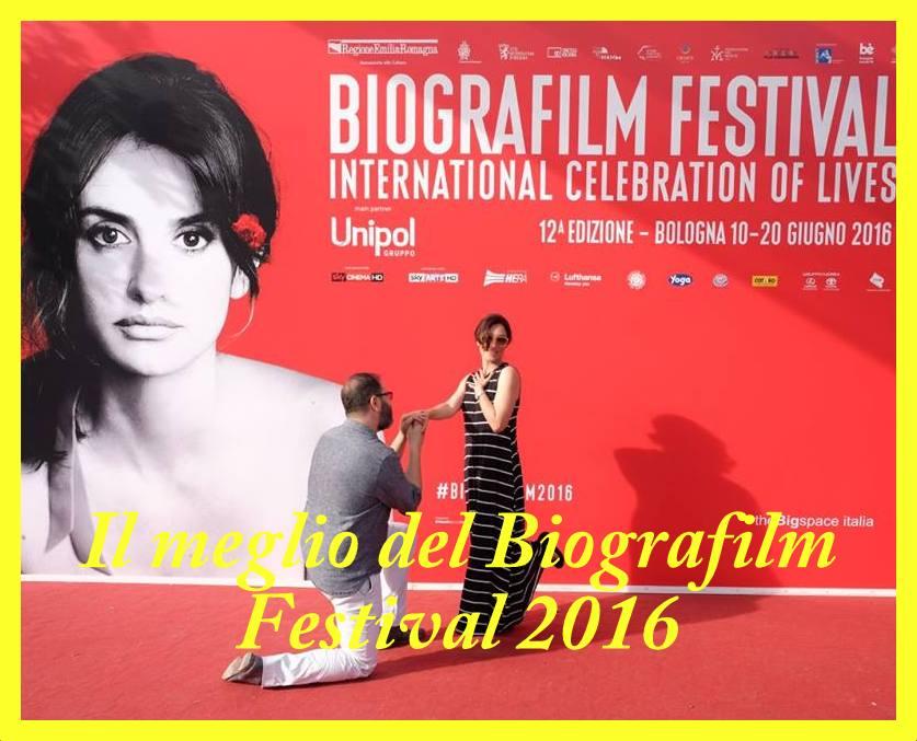 The best of Biografilm Festival 2016