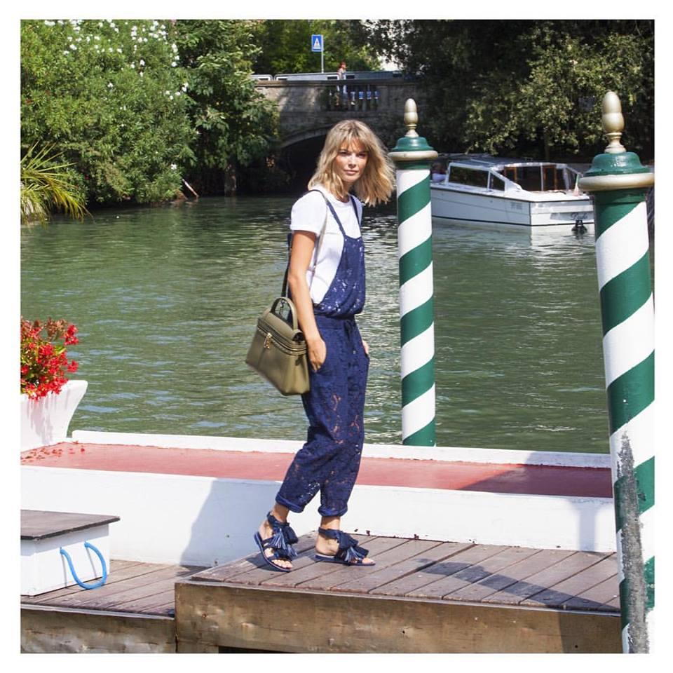 15- L'influencer Cristina Tosio