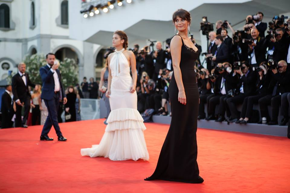 9- Red Carpet di Barbara con Gemma Artentor che vi presentiamo di seguito