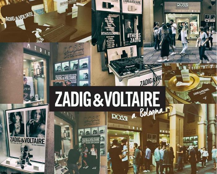La nuova fragranza Zadig&Voltaire