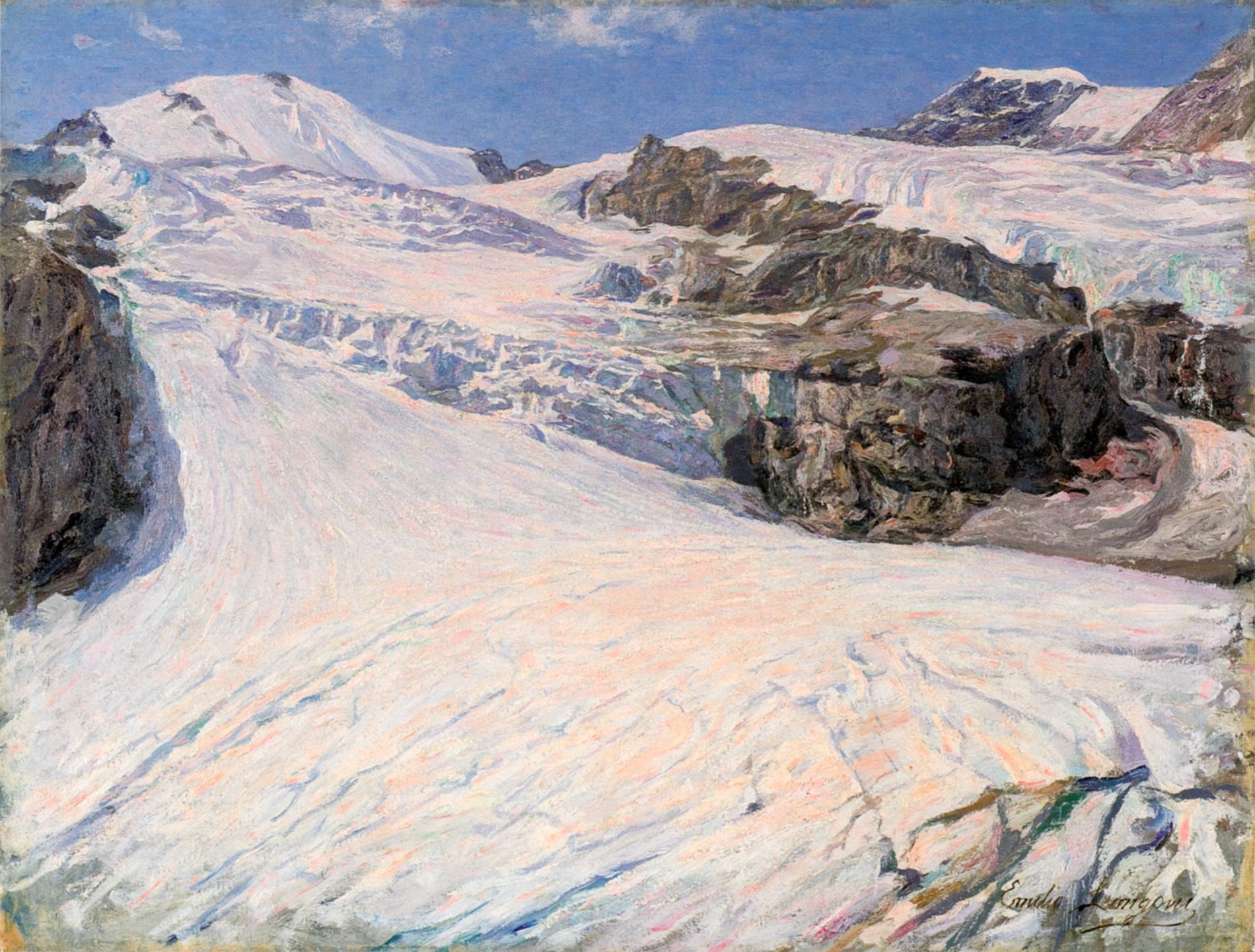 6-emilio-longoni-ghiacciaio-olio-su-tela-667-x-875-cm