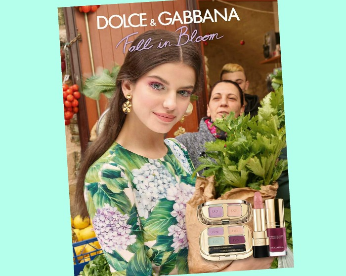 Dolce&Gabbana: Fall In Bloom