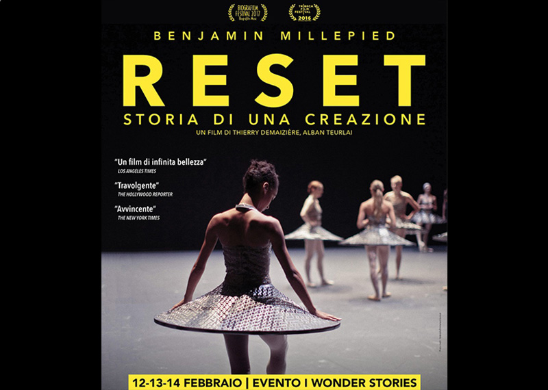 Reset. Storia di una creazione