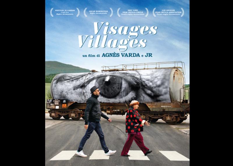 Visages Villages di Agnès Varda e JR