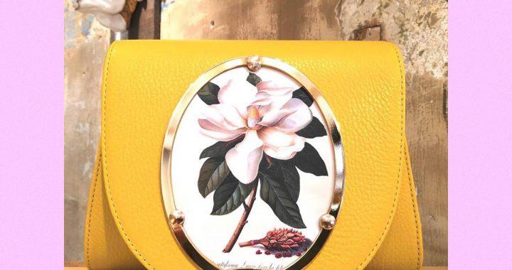 GAMBERINI cultural bags design