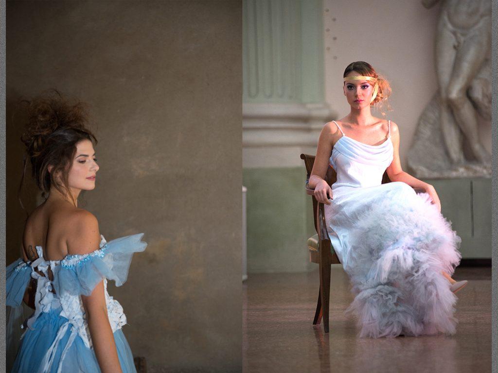 Cenerentola alla moda fashion beginners for Accademia belle arti moda