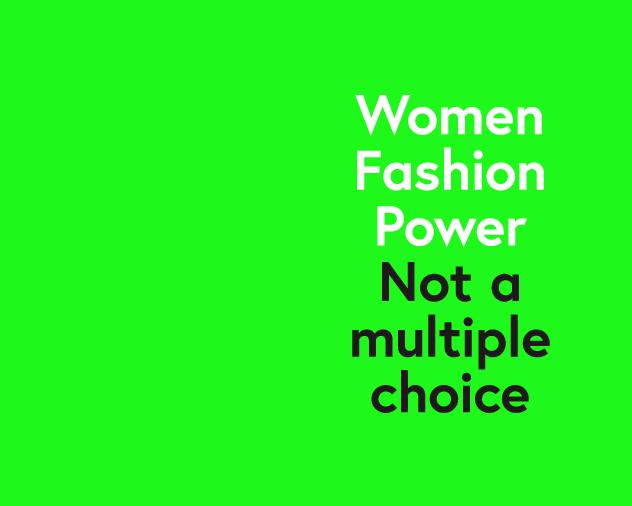 Women Fashion Power