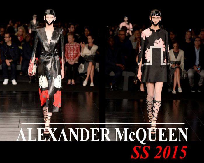 Alexander McQueen SS 2015