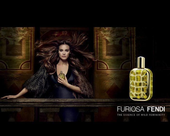Furiosa, la nuova fragranza di Fendi