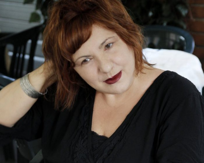 Grazia Verasani con l'ultimo romanzo Mare d'Inverno