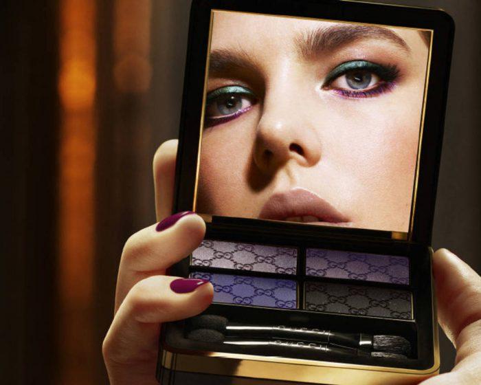 La prima collezione Gucci Cosmetics
