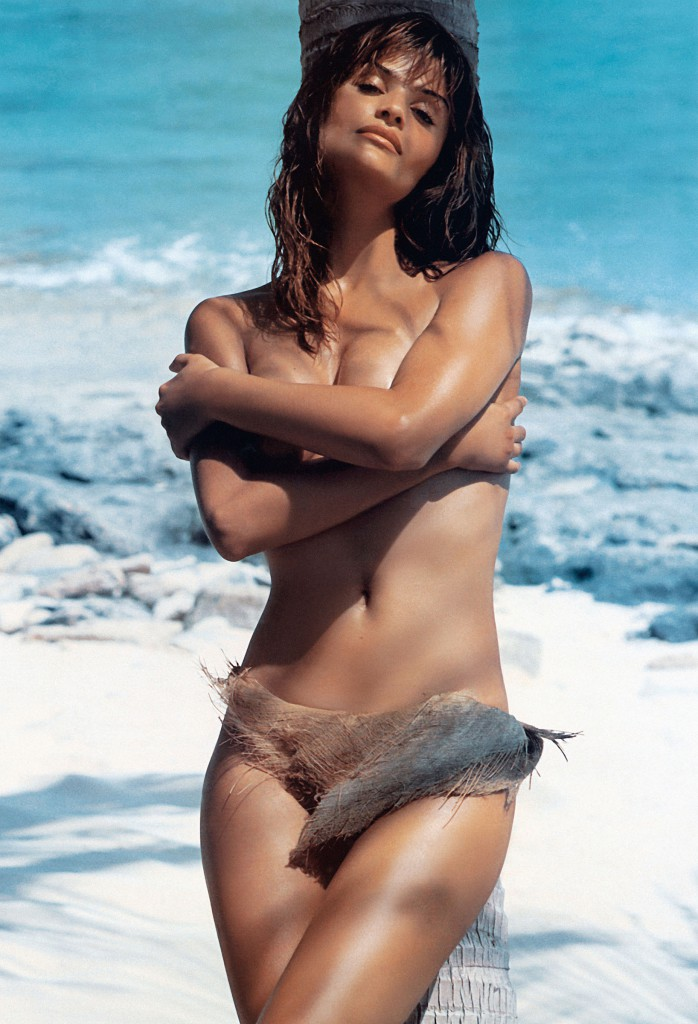 Herb Ritts Paradise Island, Bahamas 1994 -® The Cal - Collezione Pirelli