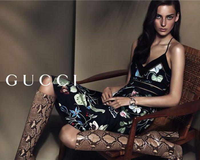 La nuova Flora di Gucci