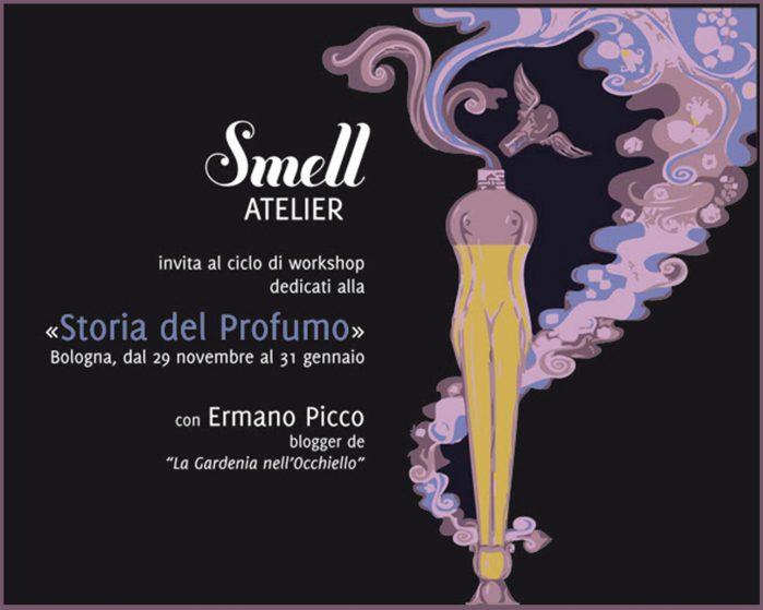 La storia del profumo con Smell Festival