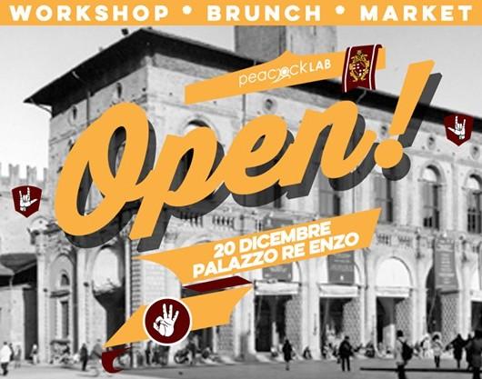 Open, una giornata speciale