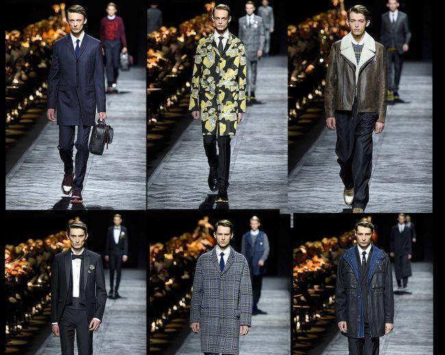 Dior Homme winter 2015/16