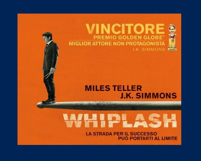 """""""Whiplash"""",un batterista Jazz"""