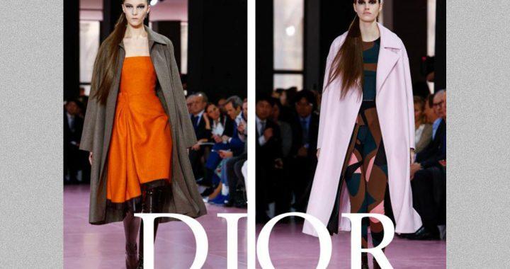 Sfilata Dior Fall Winter 2015-2016