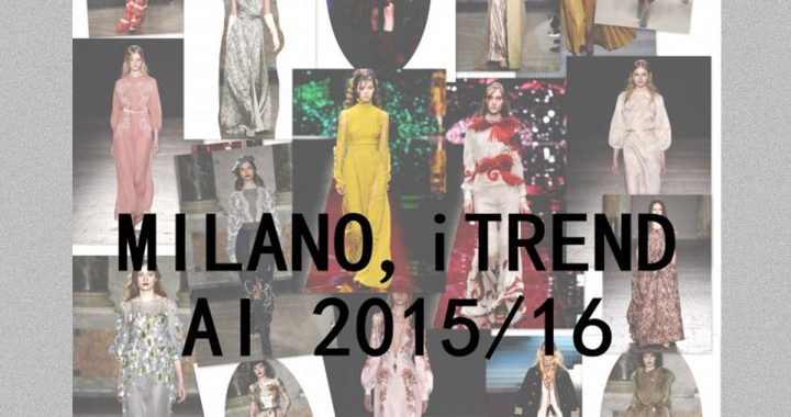 Da Milano i trends AI 2015/16