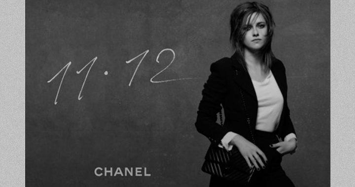 Kristen Stewart testimonial Chanel