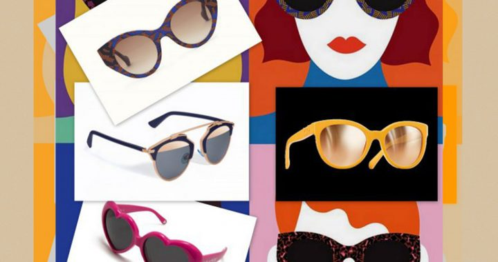 Trends: occhiali da sole SS 2015