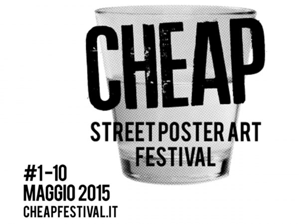 Cheap|Street poster Art Festival