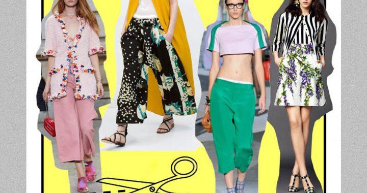 1° Dresscode: i trends dell'estate 2015