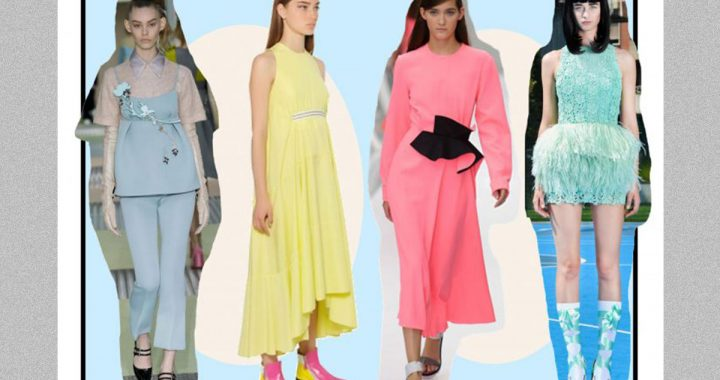 2° Dresscode: i trends dell'estate 2015