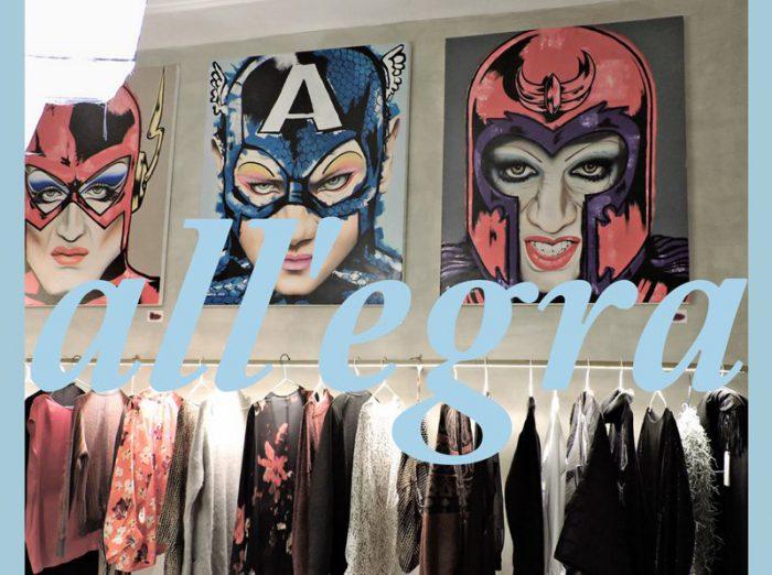 ALL'EGRA concept store a Bologna