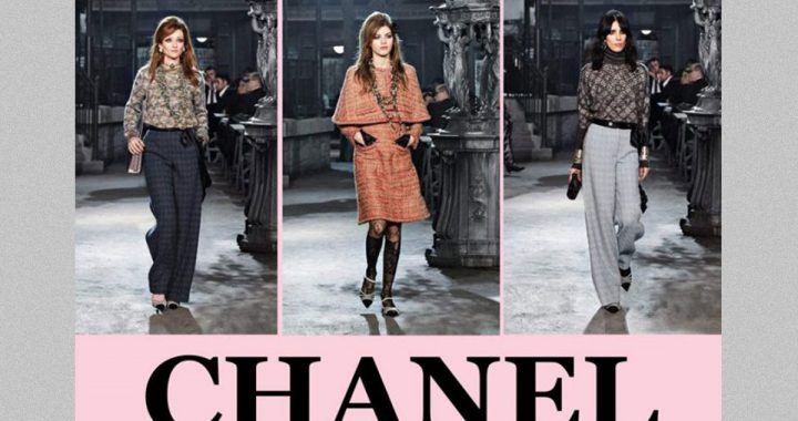 Chanel con Paris in Rome 2015-2016