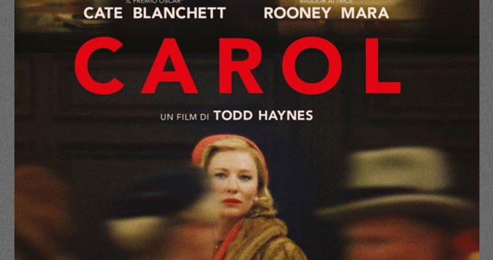 Carol, alcuni incontri cambiano la vita con Cate Blanchett