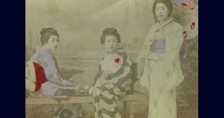 Kusakabe Kimbei e le sue fotografie colorate sul Giappone